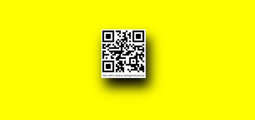 SV-Dialogmethode SV-Blog QR-Code