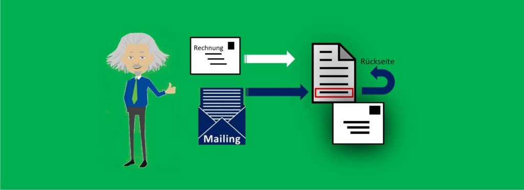 SV-Dialogmethode SV-Blog Mailing Regelpost