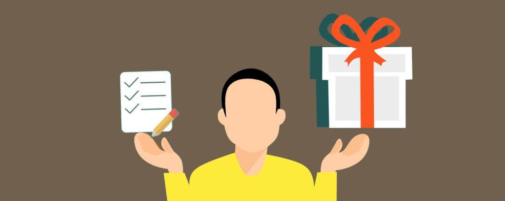 Mailing-Aktionen planen ohne Namen oder Adresse
