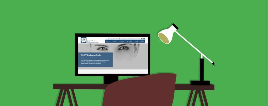 Webseiten gestalten mit der Dialogmethode