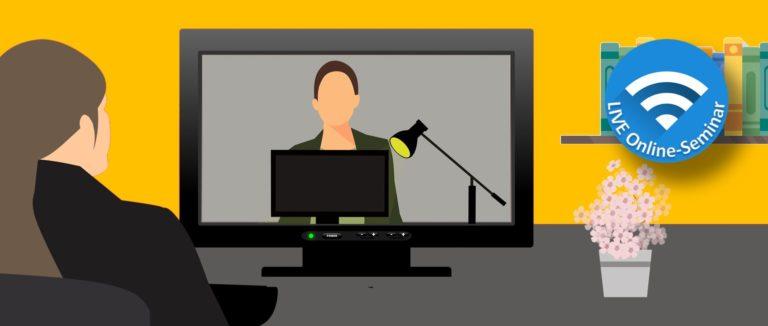 Das erste LIVE online Seminar zur SV-Dialogmethode