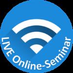 Logo LIVE Online-Seminar