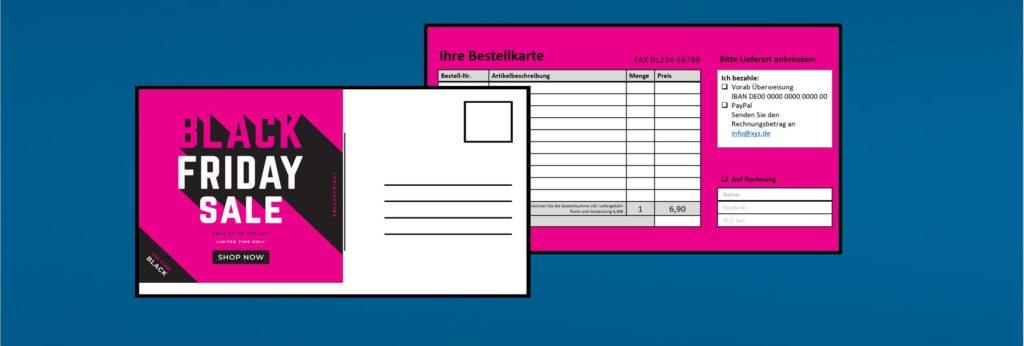 SV-Dialogmethode svBlog Bestellkarte Bilder