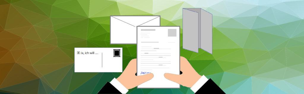 SV-Dialogmethode svBlog was braucht ein erfolgreiches Mailing