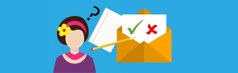 SV-Dialogmethode svBlog unterscheidlicher Meinung über die Brief Gestaltung