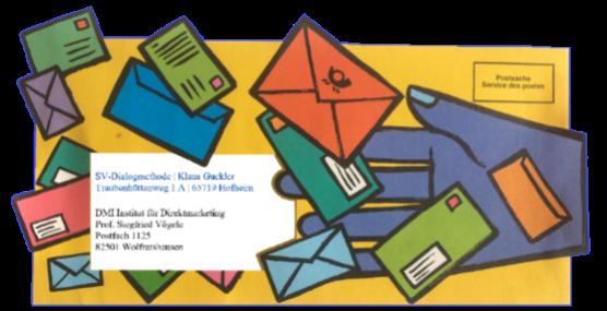 SV-Dialogmethode svBlog Kreativ Kuvert