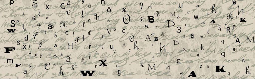 SV-Dialogmethode svBlog Typografie Handschrift