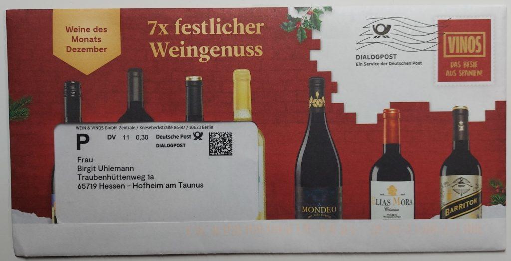 SV-Dialogmethode svBlog Weinversender